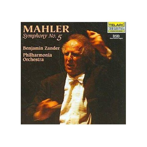 Benjamin Zander - Mahler:Symphony No. 5 (CD) - image 1 of 1