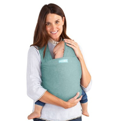 Moby Wrap Elements Baby Wrap Carrier - Hydro