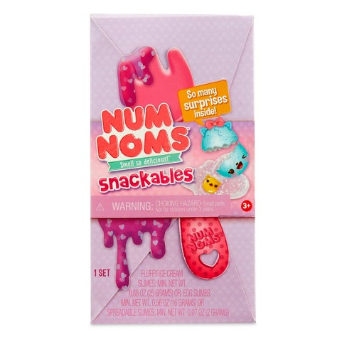 Num Noms Snackables Slime Kits with Fun-Themed To-Go Snack - image 1 of 7