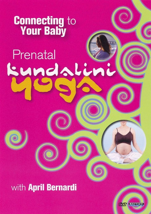 Prenatal kundalini yoga with april be (DVD) - image 1 of 1