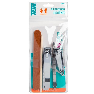 Trim Hand & Foot All Purpose Nail Kit - 6pc