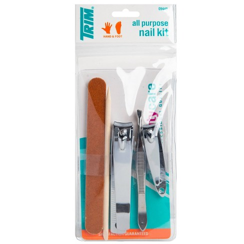 Trim Hand & Foot All Purpose Nail Kit - 6pc - image 1 of 4