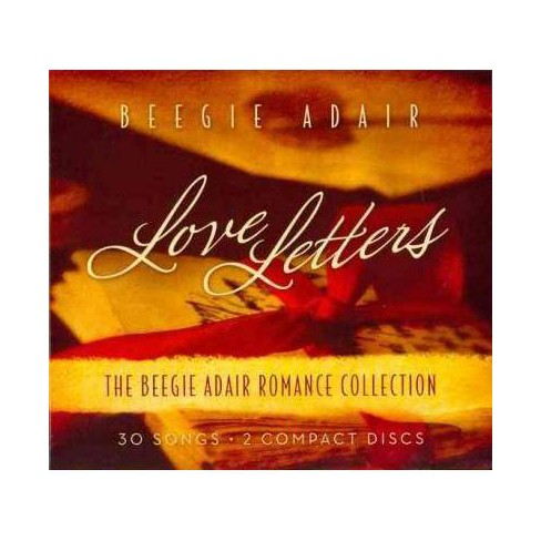 Beegie Adair - Love Letters: The Beegie Adair Romance Collection (CD) - image 1 of 1