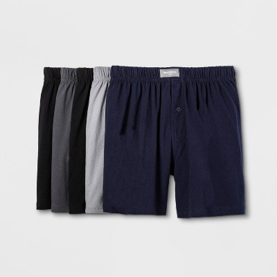 Men's Knit Boxers 5pk - Goodfellow & Co™