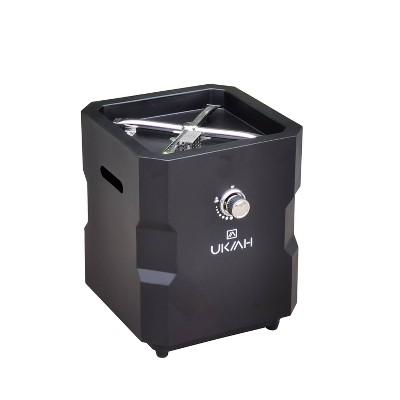Tailgater X Portable Gas Fire Pit - Black - Ukiah