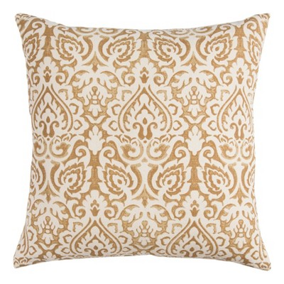 Throw Pillow Rizzy Home Gold