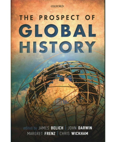 Prospect of Global History (Hardcover) - image 1 of 1