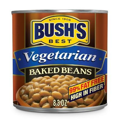 Bush's Vegetarian Baked Beans - 8.3oz