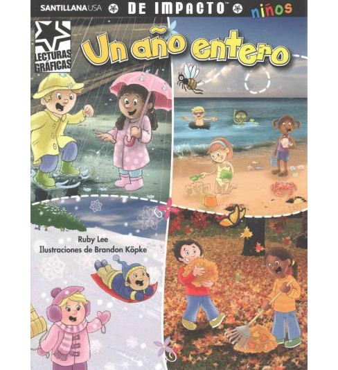 Un año entero (Paperback) (Ruby Lee) - image 1 of 1