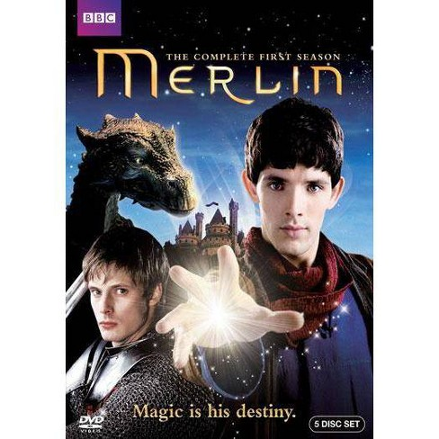 Merlin: The Complete First Season (DVD) - image 1 of 1