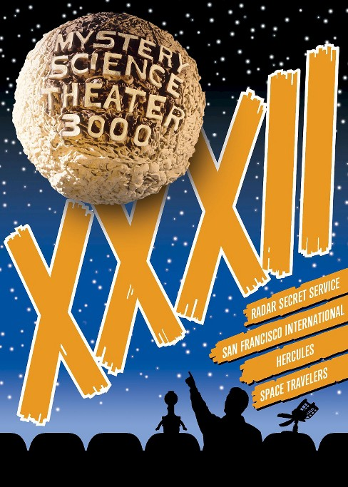 Mystery science theater 3000:V xxxii (DVD) - image 1 of 1
