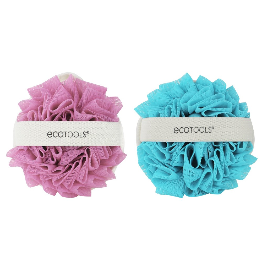Image of EcoTools EcoPouf Dual Cleansing Pad - 1ct