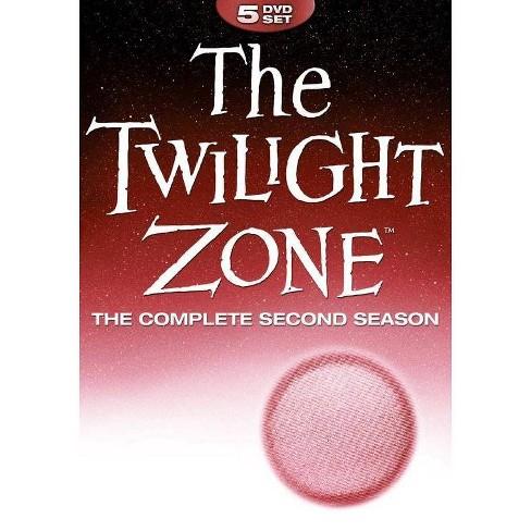 The Twilight Zone: Season 2 (DVD) - image 1 of 1