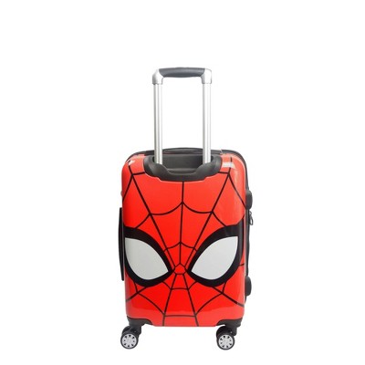 "FUL Spider-Man 21"" Carry On Spinner Suitcase - Red"
