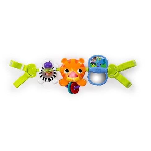 Bright Starts Take Along Carrier Toy Bar - image 1 of 2