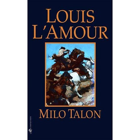 Milo Talon - (Talon and Chantry) by  Louis L'Amour (Paperback) - image 1 of 1