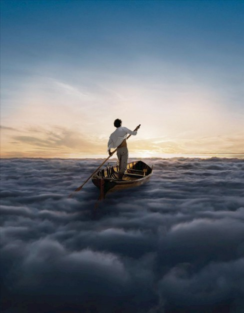 Pink floyd - Endless river (CD) - image 1 of 2