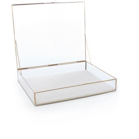 Large Wallace Counter Display Box - Shiraleah - image 1 of 2