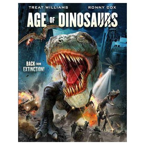 Age of Dinosaurs (Blu-ray) - image 1 of 1