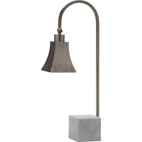 Table Lamp Iron Gray/Marble (Includes Energy Efficient Light Bulb) - Safavieh - image 1 of 4