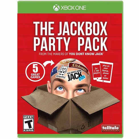 The Jackbox Party Pack Xbox One - image 1 of 11