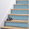 Bouton Soliere Peel & Stick Wallpaper Blue - Opalhouse™ - image 3 of 4