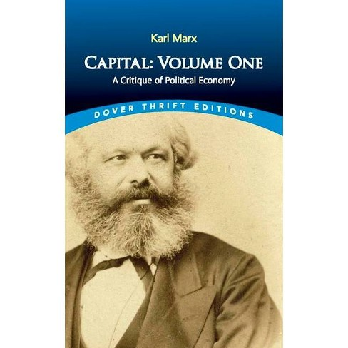 Capital: Volume One - (Dover Thrift Editions) by  Karl Marx (Paperback) - image 1 of 1