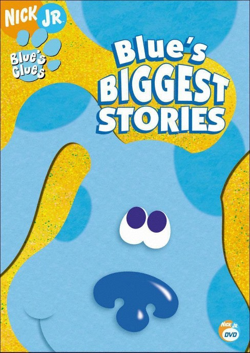 Blue's Clues: Blue's Biggest Stories - image 1 of 1