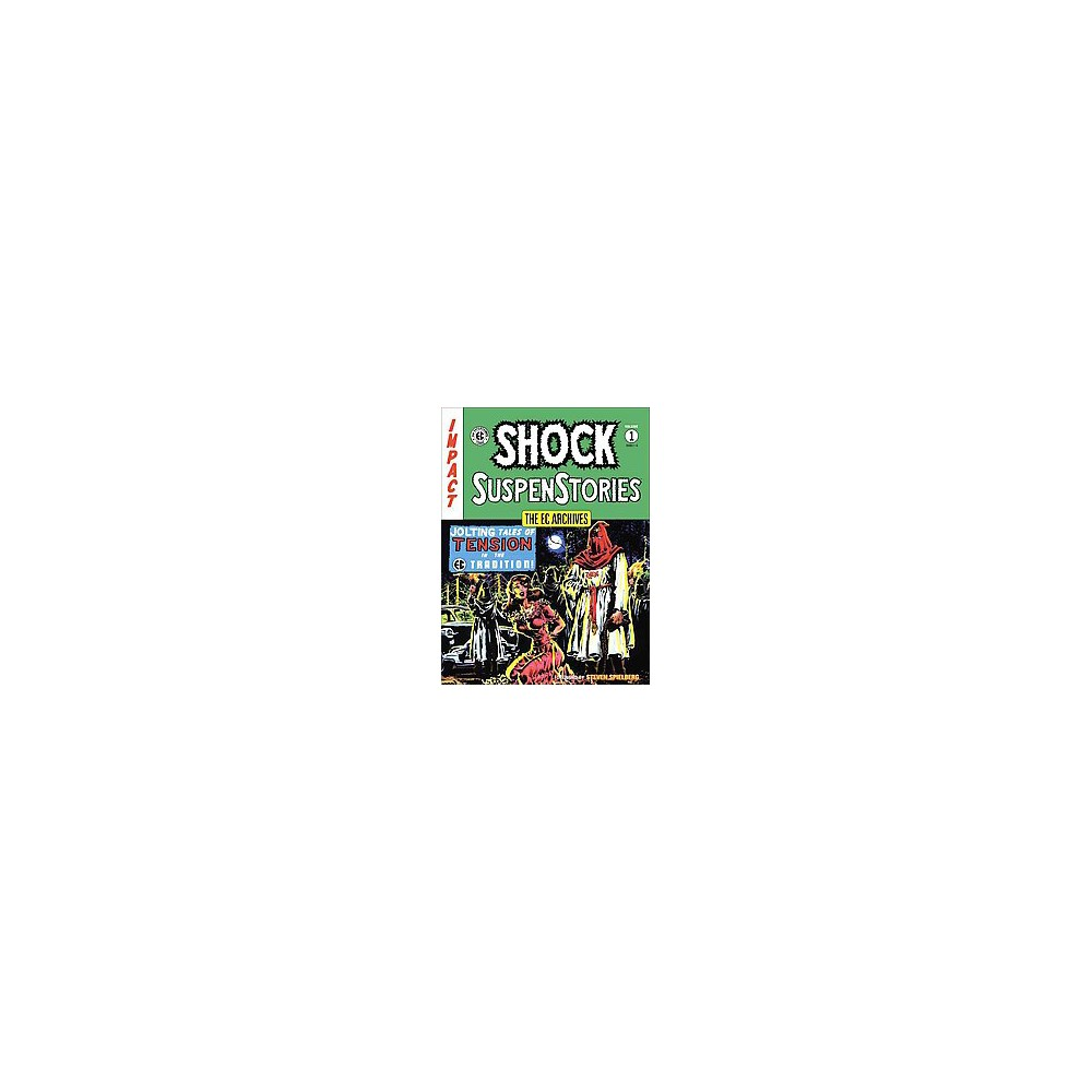 EC Archives Shock Suspenstories 1 (Hardcover)