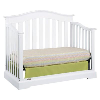 Graco® Westbrook 4 In 1 Convertible Crib   White : Target