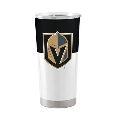 NHL Vegas Golden Knights 20oz Retro Double-Wall Tumbler