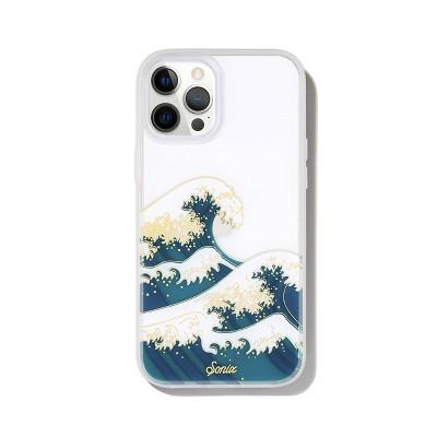 Sonix Apple iPhone Clear Coat Case - Tokyo Wave