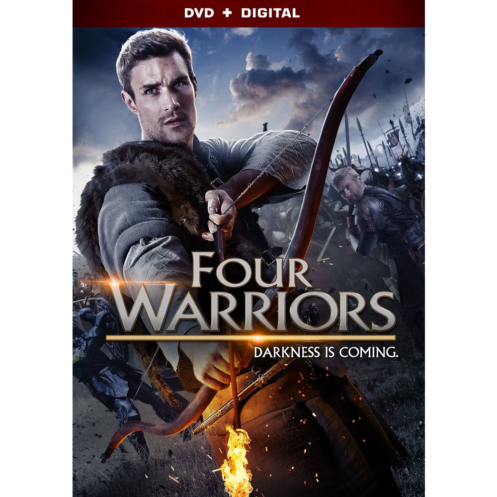 Four Warriors (Dvd), Movies