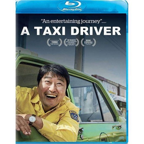 A Taxi Driver (Blu-ray) - image 1 of 1