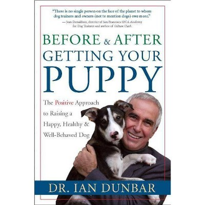 Before and After Getting Your Puppy - by  Dunbar (Hardcover)