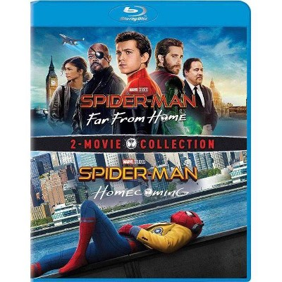 Spider-Man: Far from Home / Homecoming (Blu-ray)