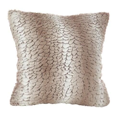 Faux Fur Pillow - image 1 of 1