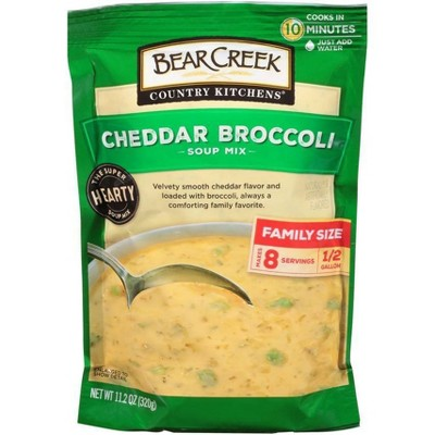 Bear Creek Country Kitchens Cheddar Broccoli Soup Mix 11.2oz