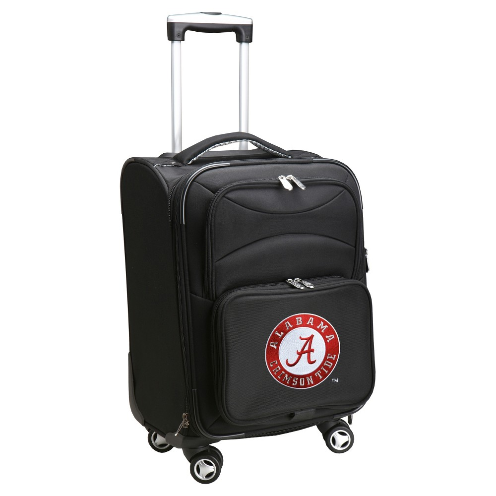 NCAA Alabama Crimson Tide Spinner Carry On Suitcase