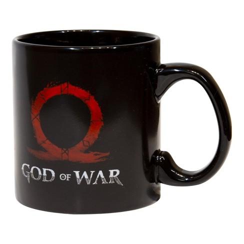 Just Funky God of War Kratos & Son Coffee Mug 20oz - image 1 of 4