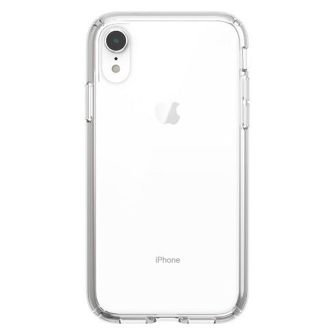 iphone xr phone case clear
