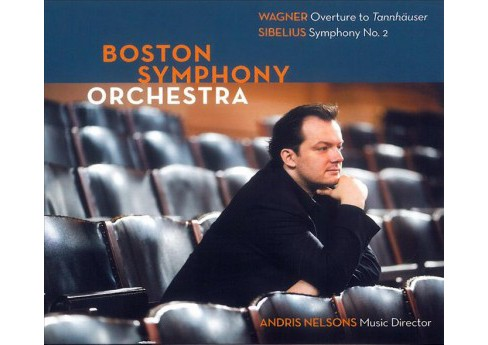 Boston Symphony Orch - Boston Symphony Orchestra:Wagner And (CD) - image 1 of 1