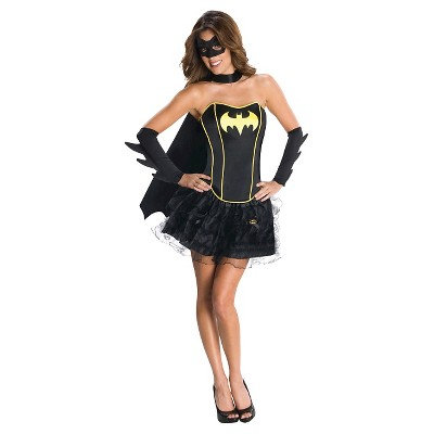 Adult DC Comics Batgirl Halloween Costume