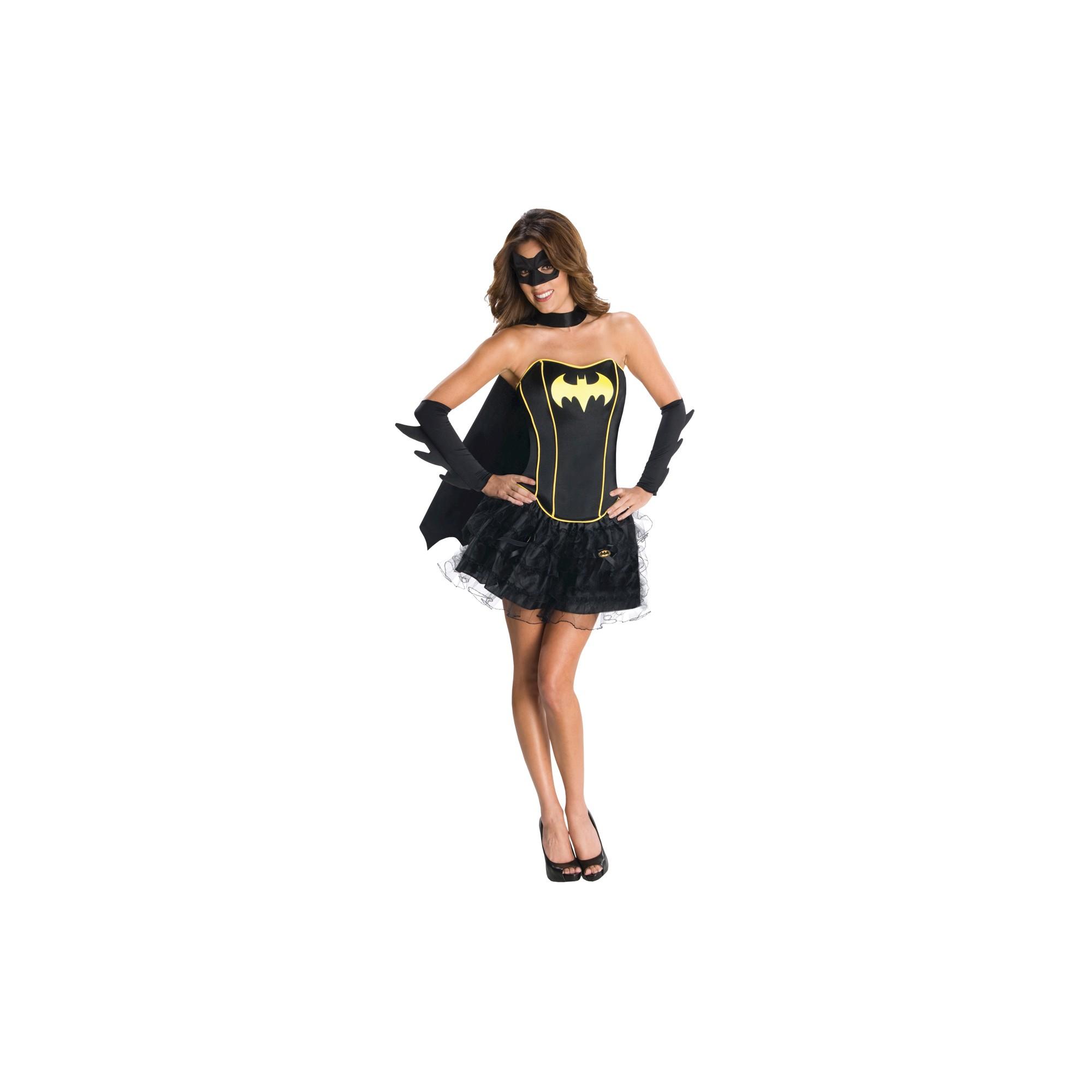 DC Comics Women's Batgirl Costume - Large, Multicolored