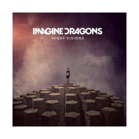 Imagine Dragons - Night Visions (CD) - image 1 of 1