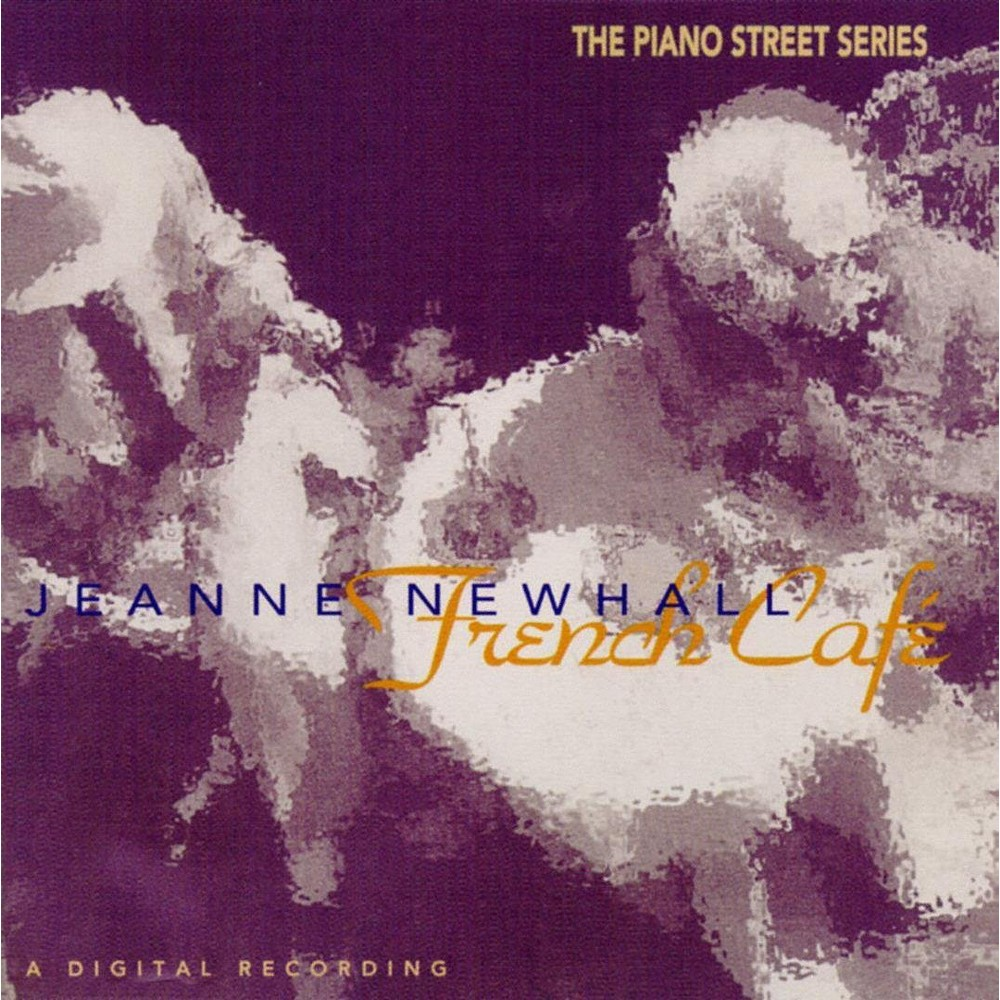 Jeanne Newhall - French Cafe (CD)