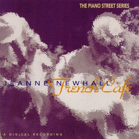 Jeanne newhall - French cafe (CD) - image 1 of 1