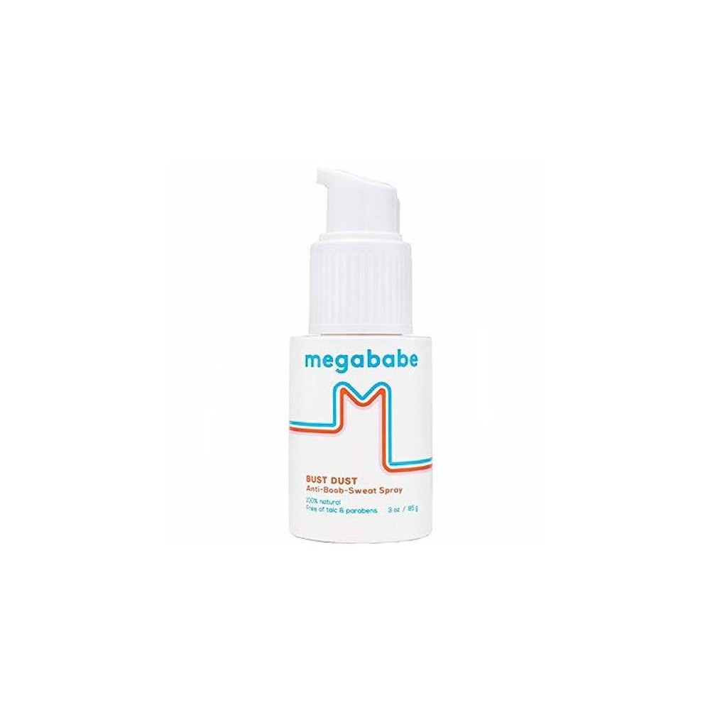 Image of Megababe Bust Dust Anti-Breast-Sweat Spray - 3oz