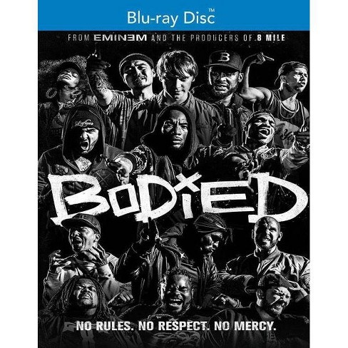 Bodied (Blu-ray) - image 1 of 1