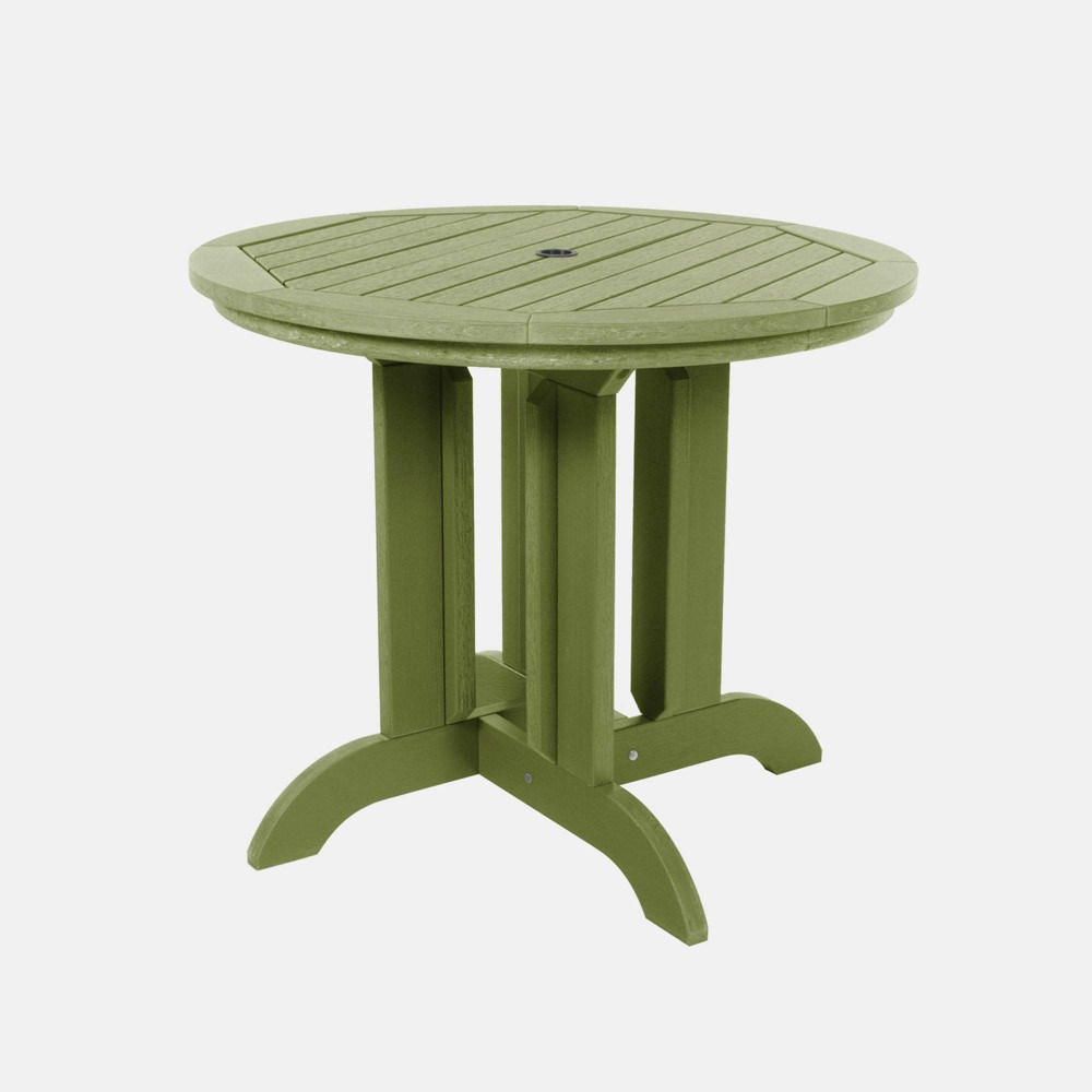 """Image of """"36"""""""" Round Patio Dining Table Dried Sage - highwood, Dried Green"""""""
